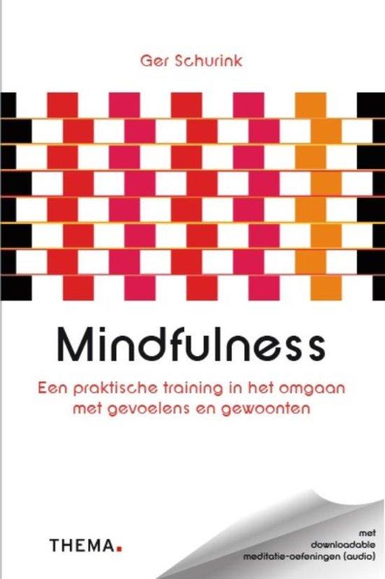 Mindfulness Boek omslag